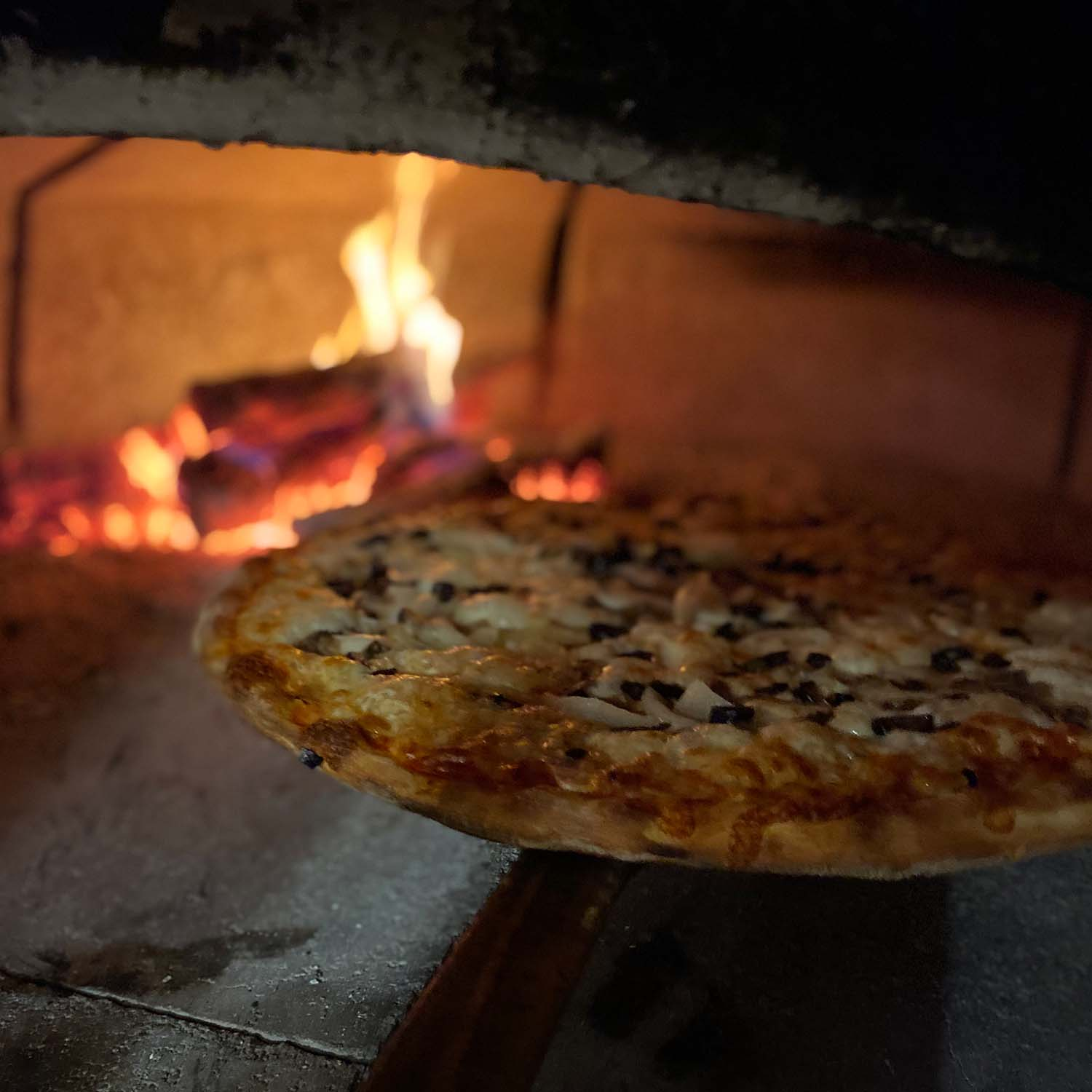 Anna Marie's Pizza Oven