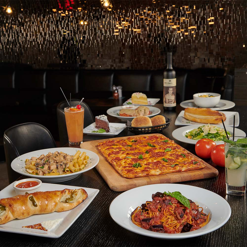 Las Vegas' Italian Restaurant