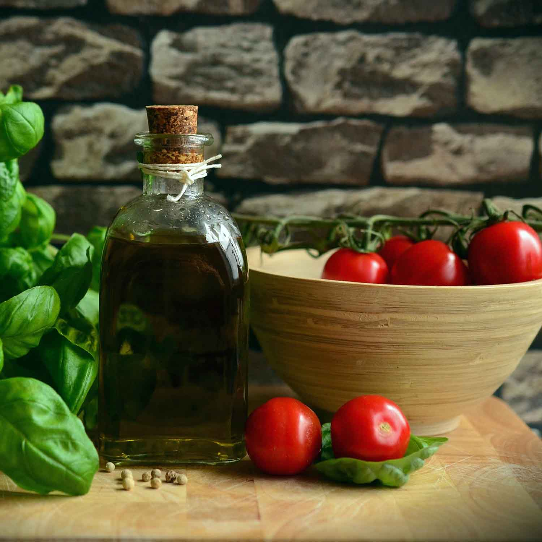 homemade Italian sauces