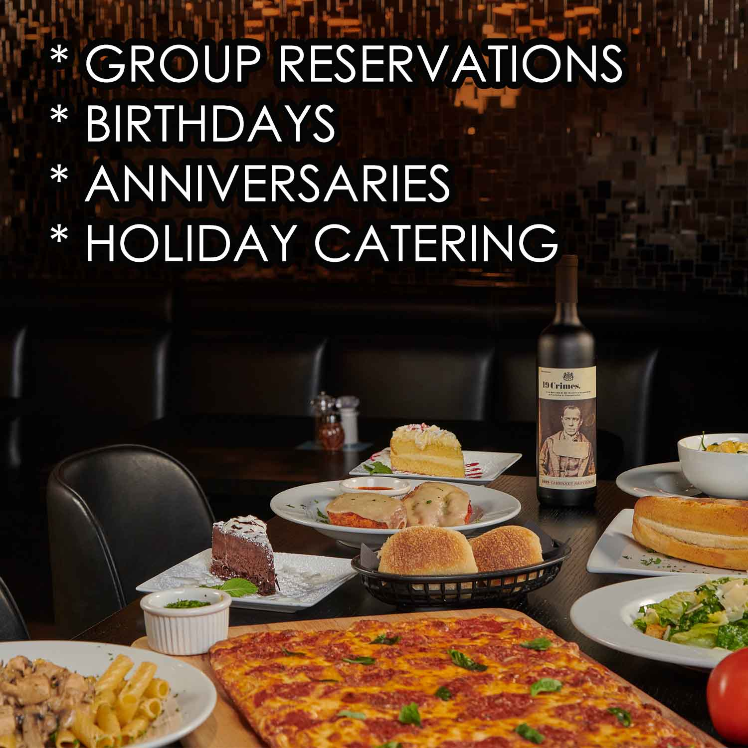 Anna Marie's holiday catering